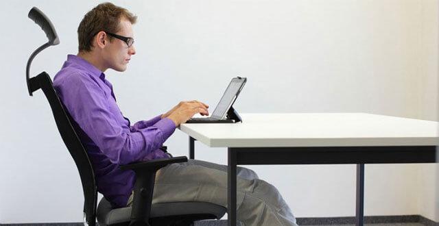 6 Saatten fazla oturmanın riskli